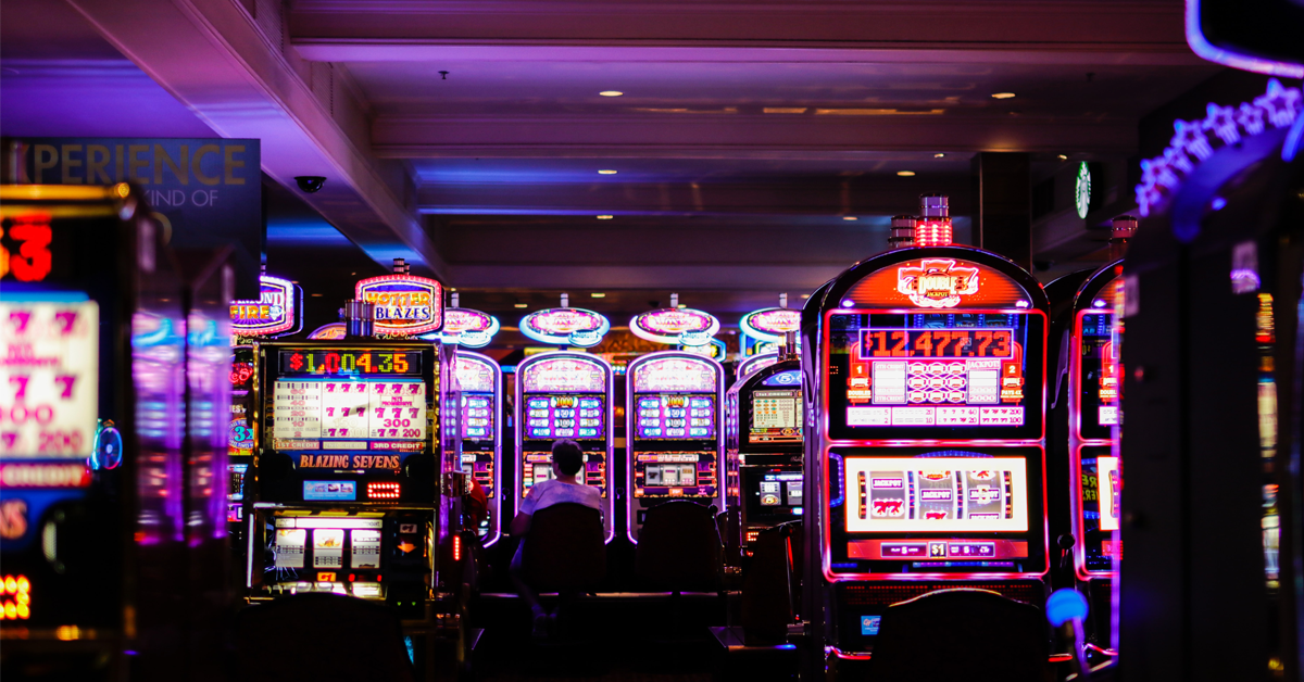 Table Mountain Casino Slot Machines
