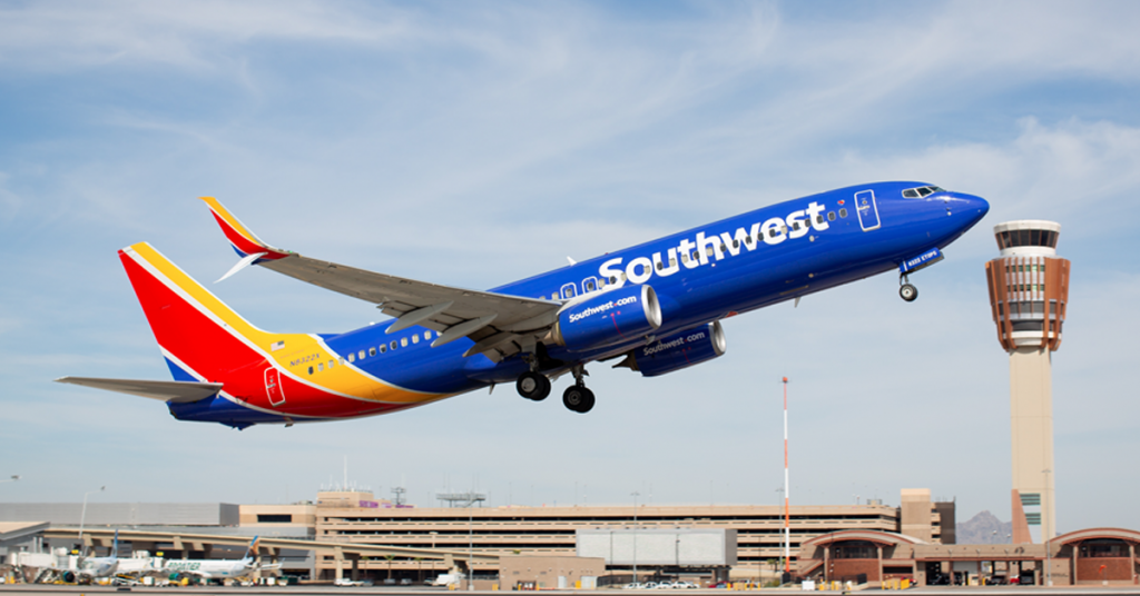 Finally Southwest Airlines Will Fly Out Of Fresno Yosemite International Airport